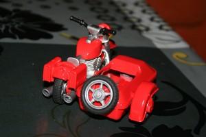 Colocación rueda repuesto